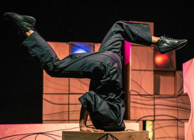 Ningures | Teatro ó cubo