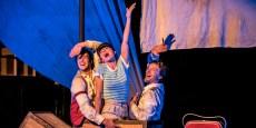 Isla de dclick | Espectáculo de novo circo
