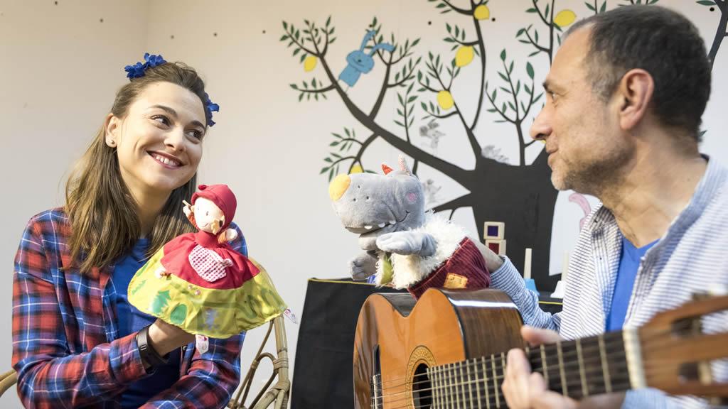 Festival Pequeártiko Migallas Teatro Contos nas orellas
