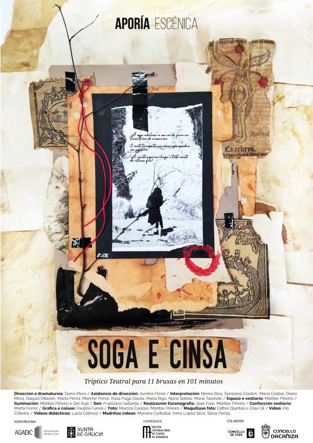 Soga e Cinsa cartaz