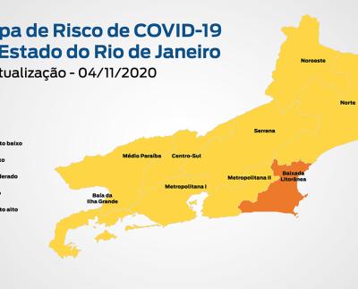 Mapa Covid-19