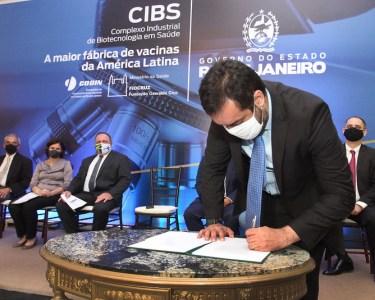 Governador Cláudio Castro
