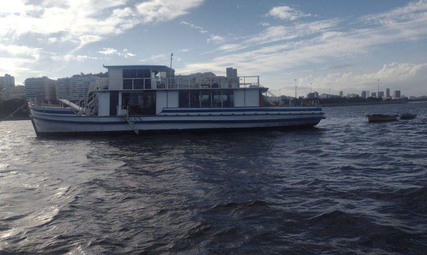 Festa barco