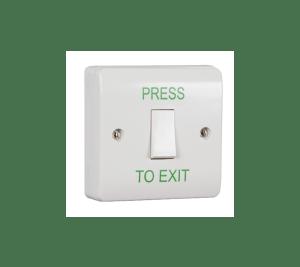 Wireless Door Release Switch