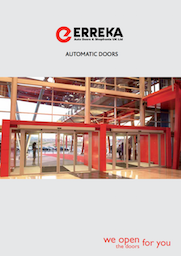Automatic Door Brochure