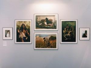 YIA 11 Paris Exhibition Erresullaluna Chuli Paquin