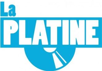 Logo La Platine