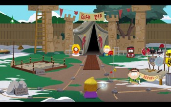 Kupa Keep, le royaume de Cartman.
