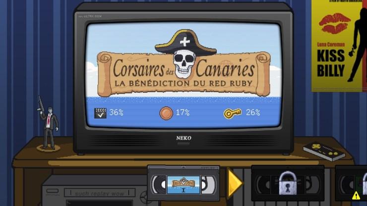 Corsaires des Canaries ou bien Star Trip ?