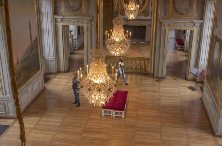 Ce lieu n'est plus à présenter... Versailles !