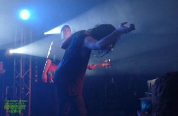 Luke Spiller pendant Crimson Daze