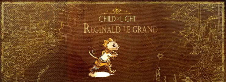reginald diapo child of lighe