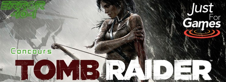 concours tomb raider