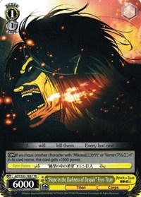 Hope In The Darkness Of Despair Eren Titan