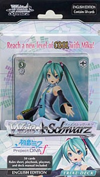 project diva trial