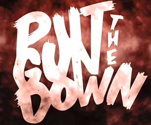 put the gun down logo