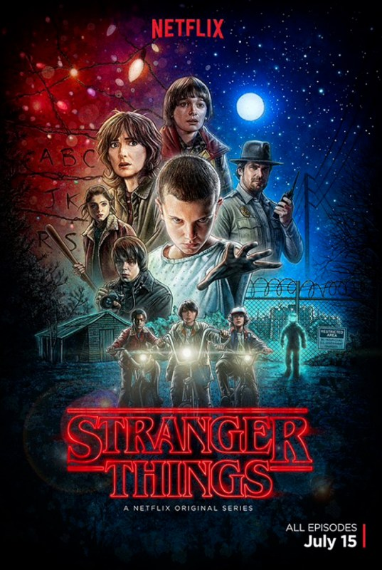 cover stranger things
