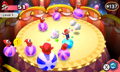 Toujours aussi drôle ce Mario.