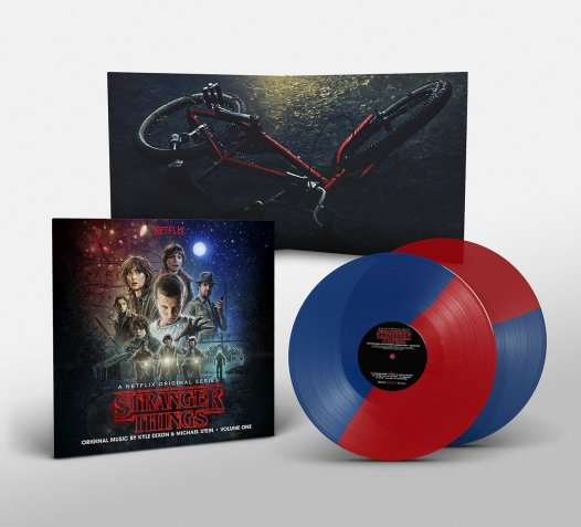 vinyl stranger things