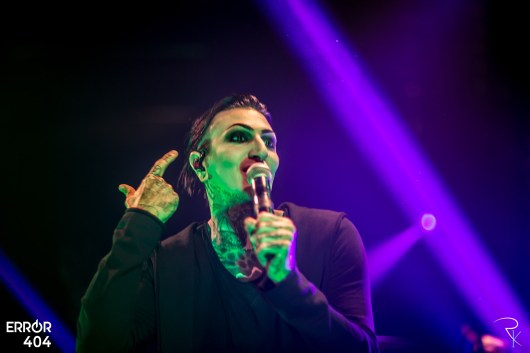 Motionless In White | Le Trabendo