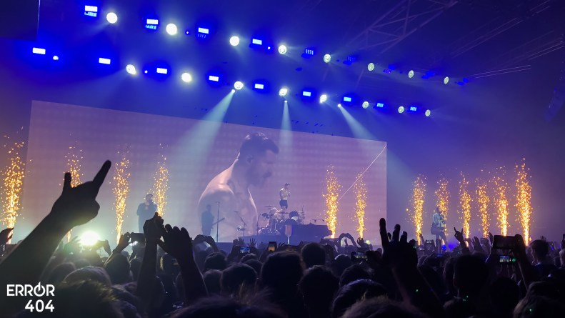 Fall Out Boy au Zénith