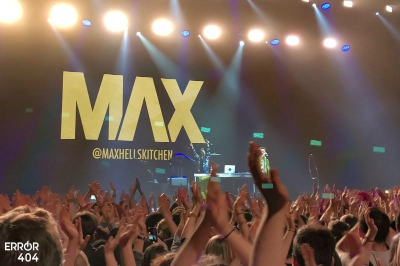 MAX au Zénith