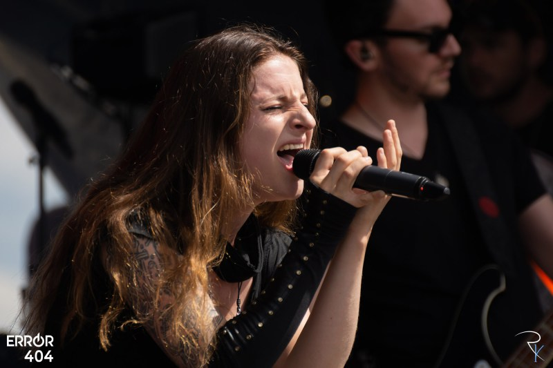 Cellar Darling au Download festival Error404