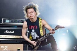 Crossfaith au Download festival Error404 par Romain Keller
