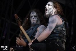 Powerwolf au Download festival Error404 par Romain Keller
