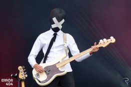 The Noface au Download festival Error404 Romain Keller