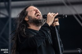 Jonathan Davis au Download festival Error404 Romain Keller
