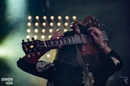 Greta Van Fleet au Download festival Error404 par Romain Keller