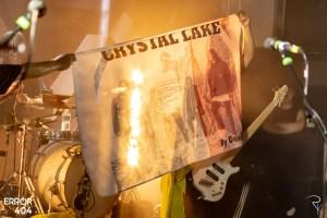 Crystal Lake au Petit Bain pour Error404 par Romain Keller