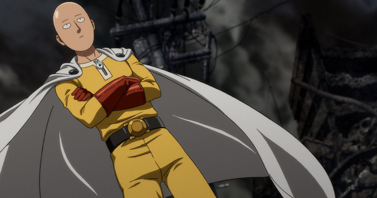 One Punch Man – Série