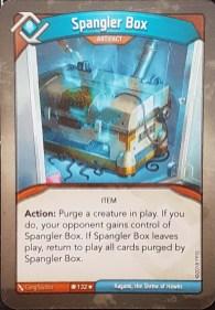 Splangler Box - Keyforge