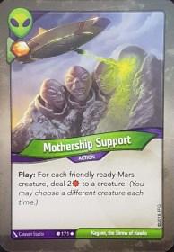 Mothership Support - Keyforge