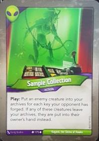 Sample Collection - Keyforge