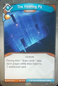 The Howling Pit - Keyforge