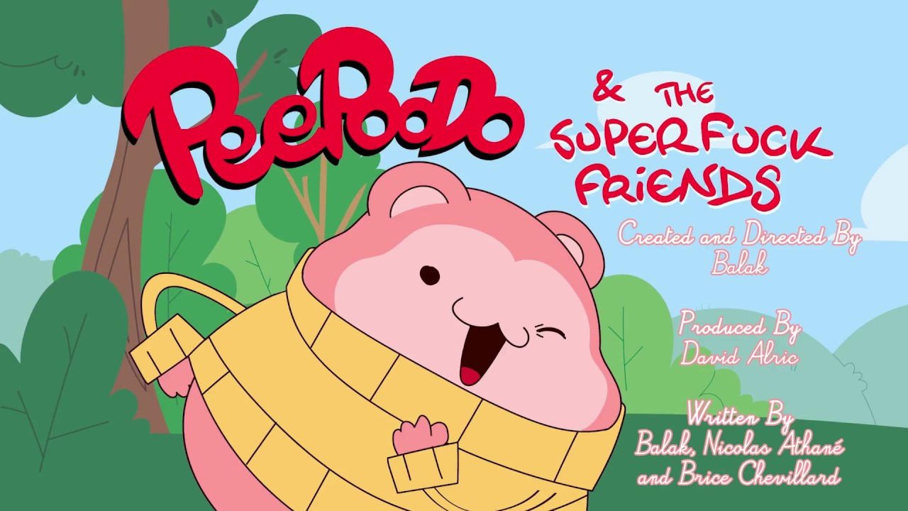 Peepoodo & The Super Fuck Friends