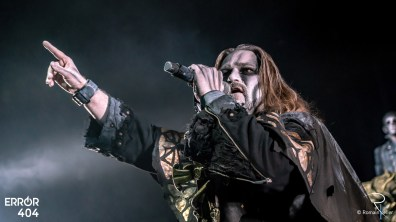 Powerwolf @ Bataclan Photographe © Romain Keller pour Error404