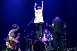 One Ok Rock - Bataclan 2018