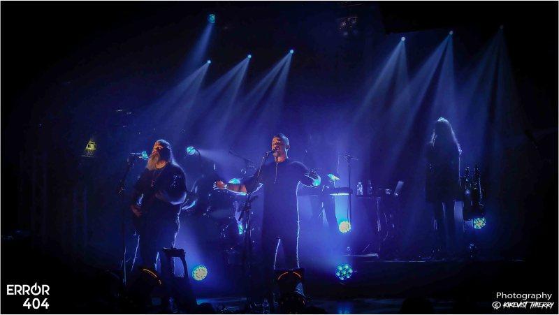 Ivar BjØrnson & Einar Selvik La machine du Moulin Rouge Paris 2019