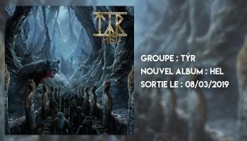 Týr - album Hel