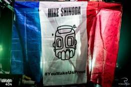 Mike Shinoda © Romain Keller Pour Error404