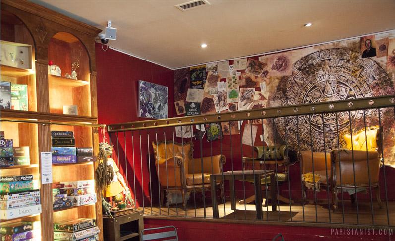 Top des meilleurs bars et restaurants Geek à Paris !