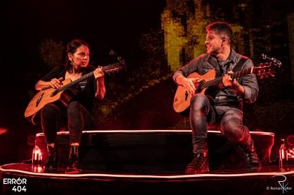 Rodrigo y Gabriela au Trianon par Romain Keller pour Error404