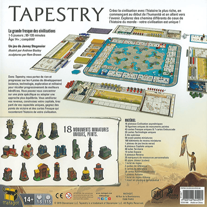 tapestry plateau