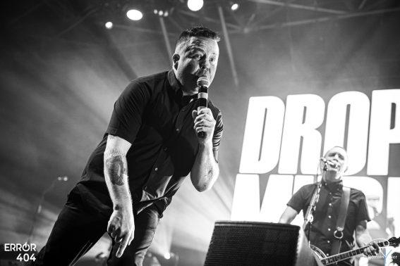 Dropkick Murphys | Photographe Romain Keller | Média Error404