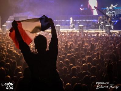 Sabaton Zenith de Paris 7 fevrier 2020 @Kikevist_Thierry