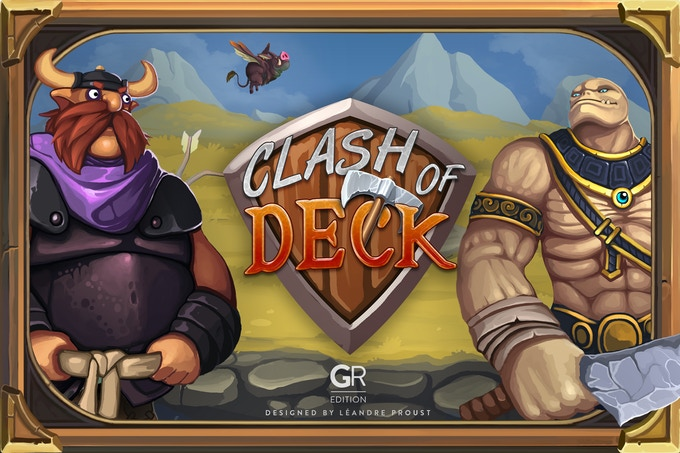 Clash of Deck – La gestion de main stratégique